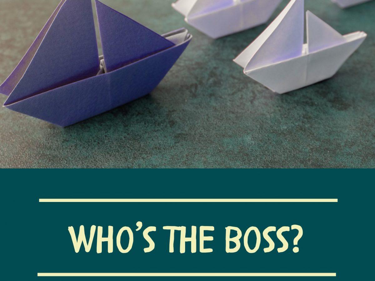 Who's the boss – Luna Martie