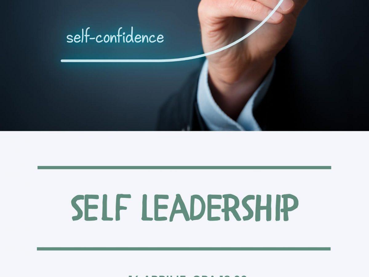Webinar – Self Leadership (14 aprilie)